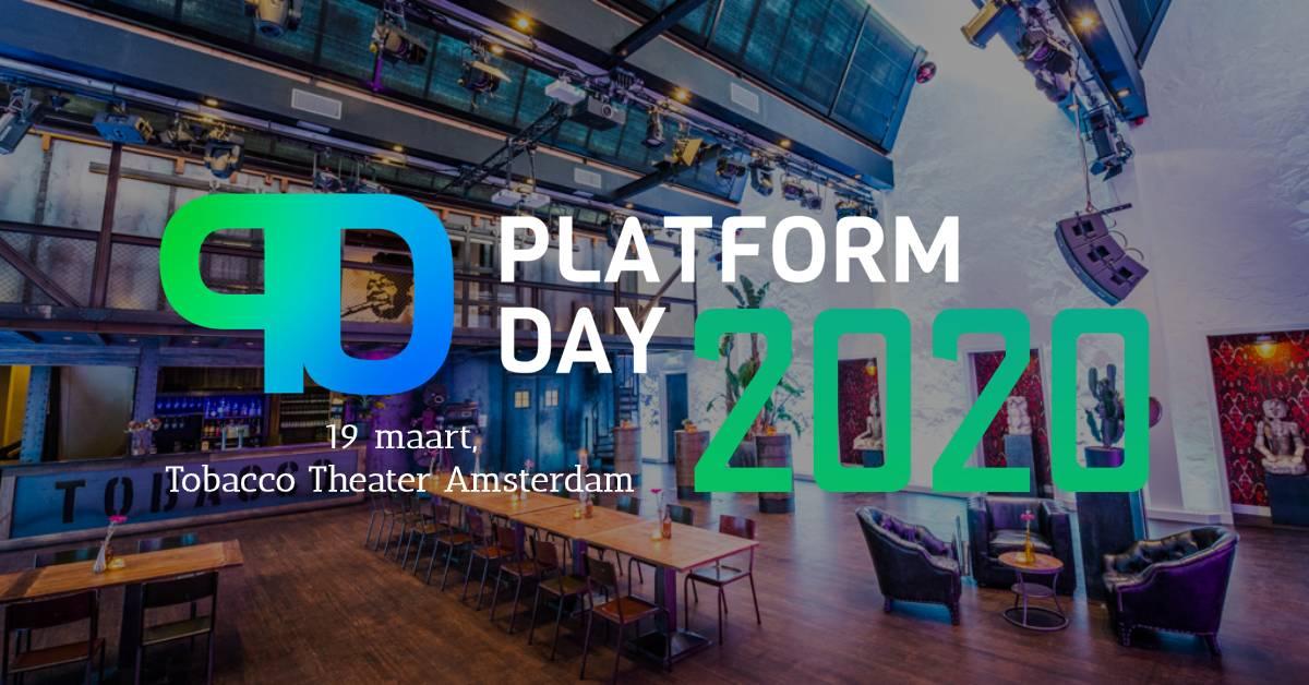 Platform Day Logo
